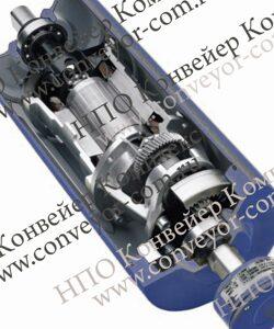 Двигатель на конвейер установить транспортер