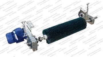 механизм очистки ленты конвейера